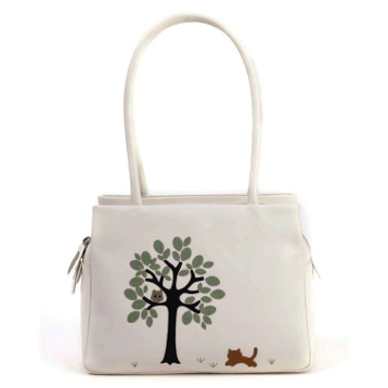 Cat and Tree Bag
