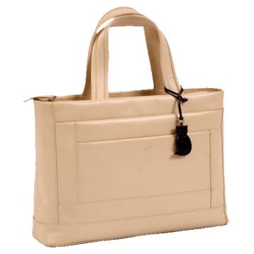 Leather Front Pocket Grip Bag