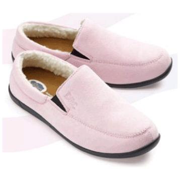 Cuddle Closed Heel Slippers